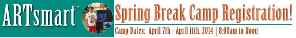 Spring Break Camp Registration